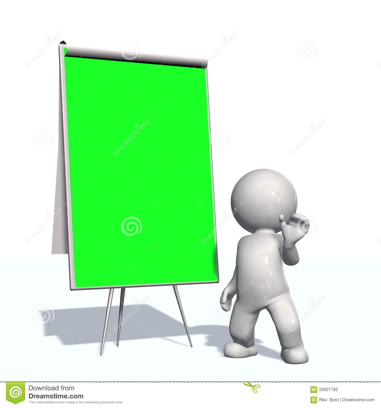 People Green Screen Clipart.