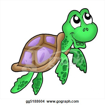 Sea Turtle Clipart.
