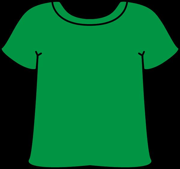 Green Tshirt.