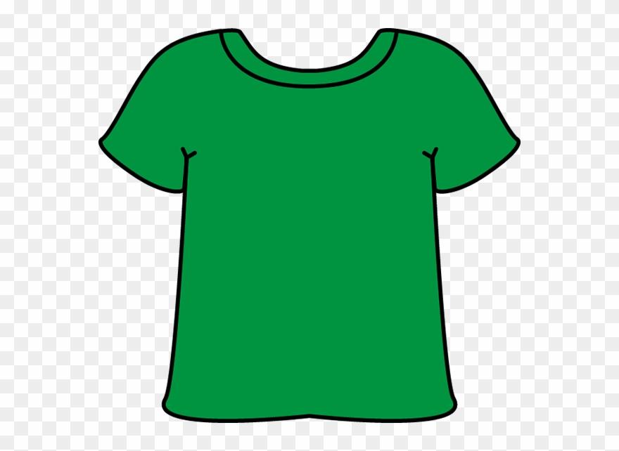 T Shirt Green Tshirt Clip Art Green Tshirt Image.