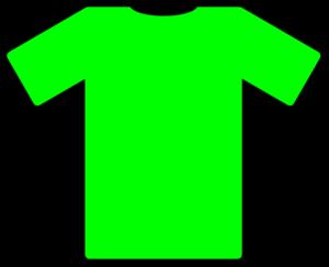 Green Tshirt Clip Art at Clker.com.