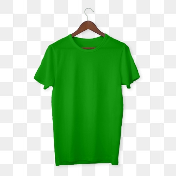 Green Shirt PNG Images.