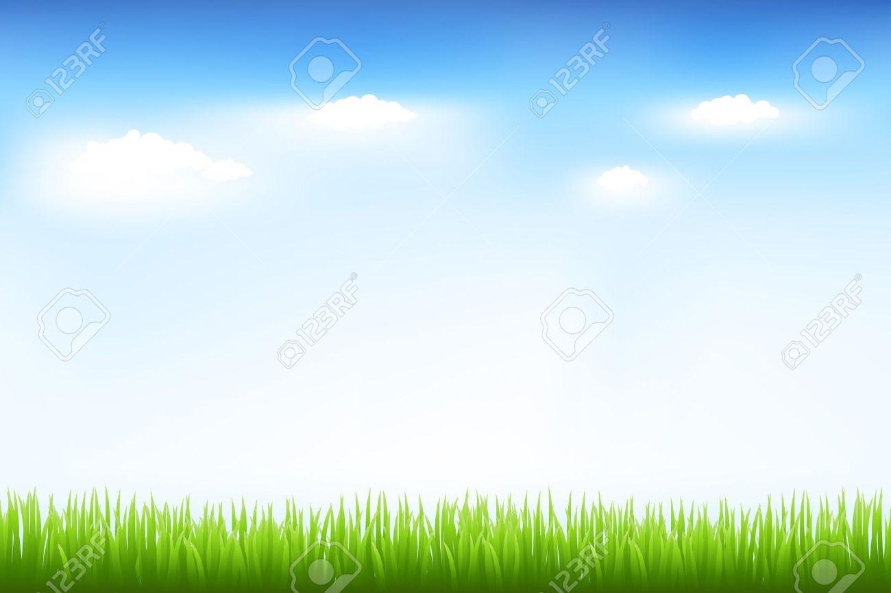 Green Sky Clipart Transparent.