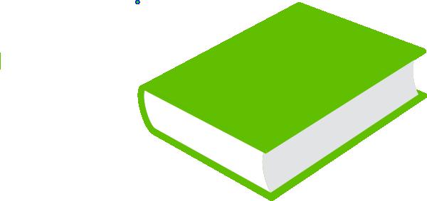 Green Book Clip Art at Clker.com.