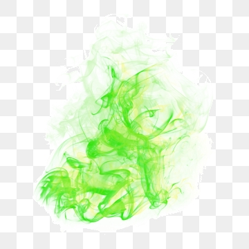 Green Smoke Png, Vector, PSD, and Clipart With Transparent.