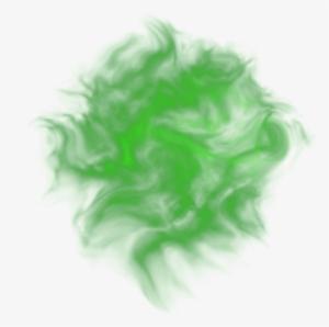 Green Smoke PNG Images.