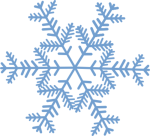 Snowflake Clipart Transparent Backgrounds.