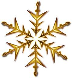 Purple Snowflake Clip Art.