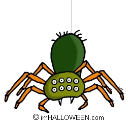 Spider Clipart.