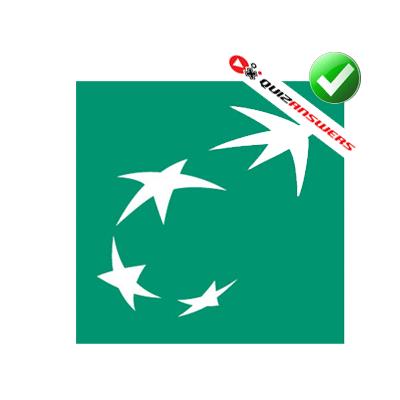 Green Circle Star Logo.