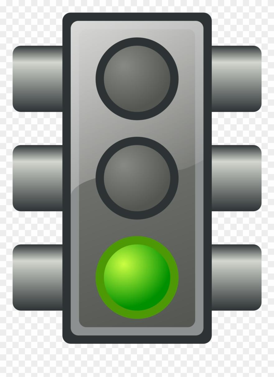 Green Traffic Light.