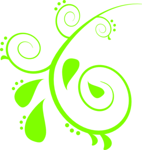 Green Swirl Clip Art (97+ images in Collection) Page 3.