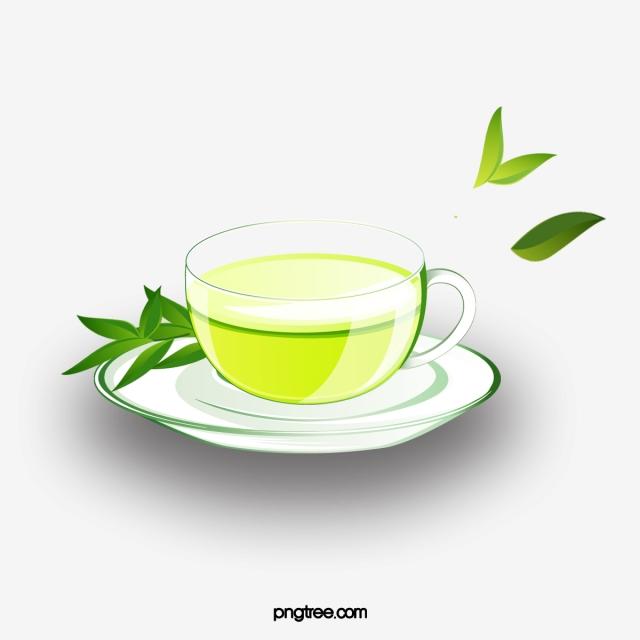 Green Tea PNG Images.