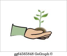 Green Thumb Clip Art.