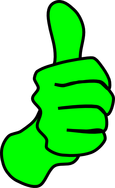 Green Thumb Clipart.