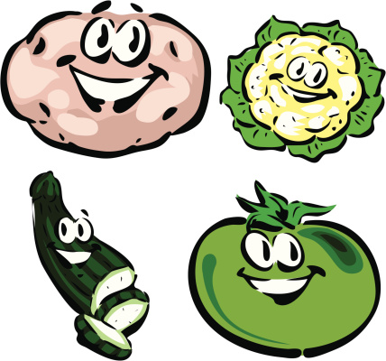 Green Tomato Clip Art, Vector Images & Illustrations.