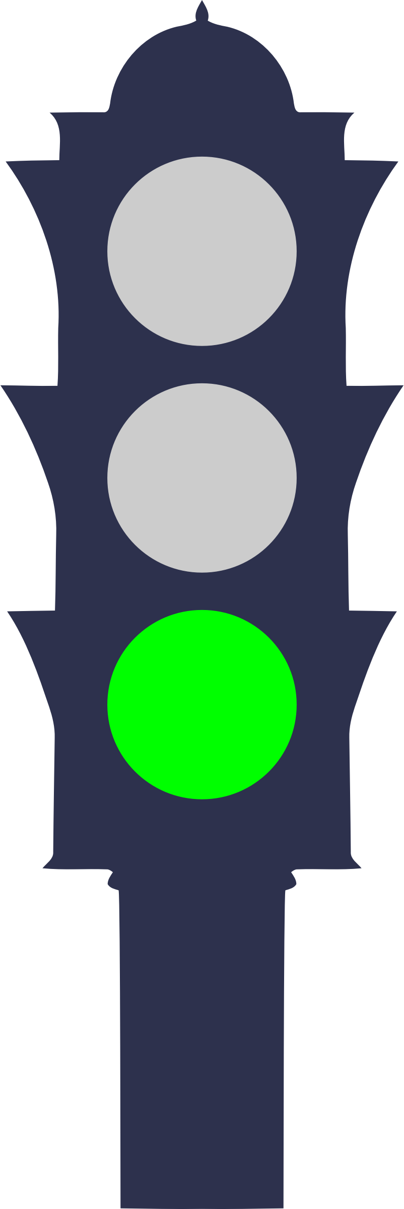 Green traffic light clipart clipart images gallery for free download.