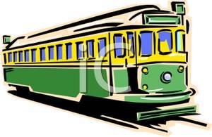 Green Train.