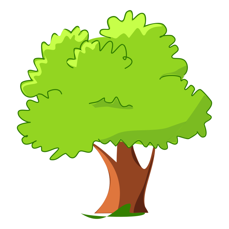 Green Tree Clipart.