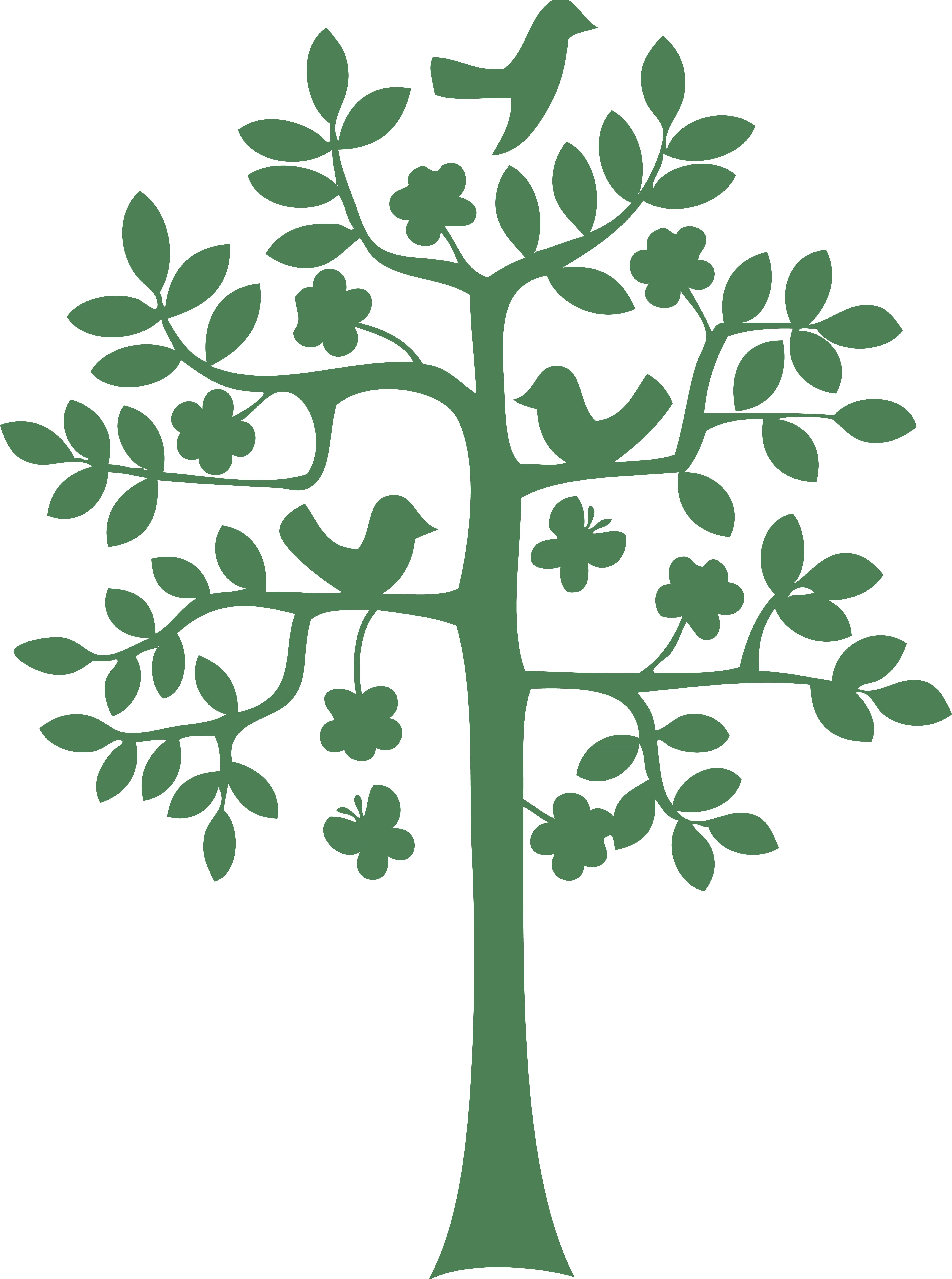 Wall Art Trees Green : Green trees behind wall clipart clipground