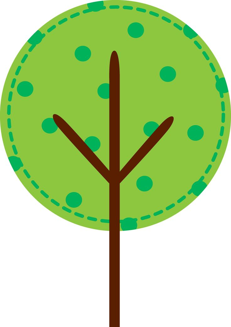 Green Trees Behind Wall Clipart Clipground