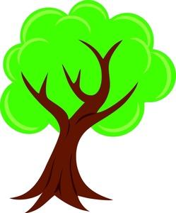 Green Tree Clipart.