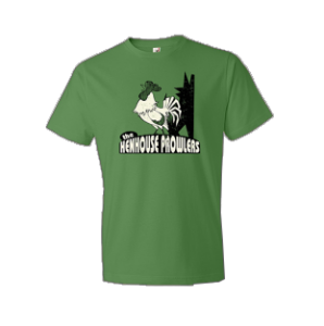 Green Rooster/Shadow t.