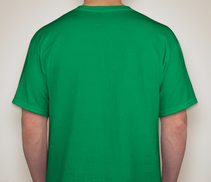 Bertha's Classic Green T.