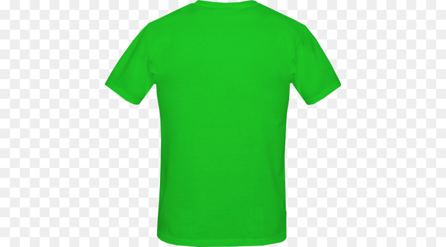 Tshirt Green png download.