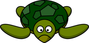 Green Turtle Clip Art at Clker.com.