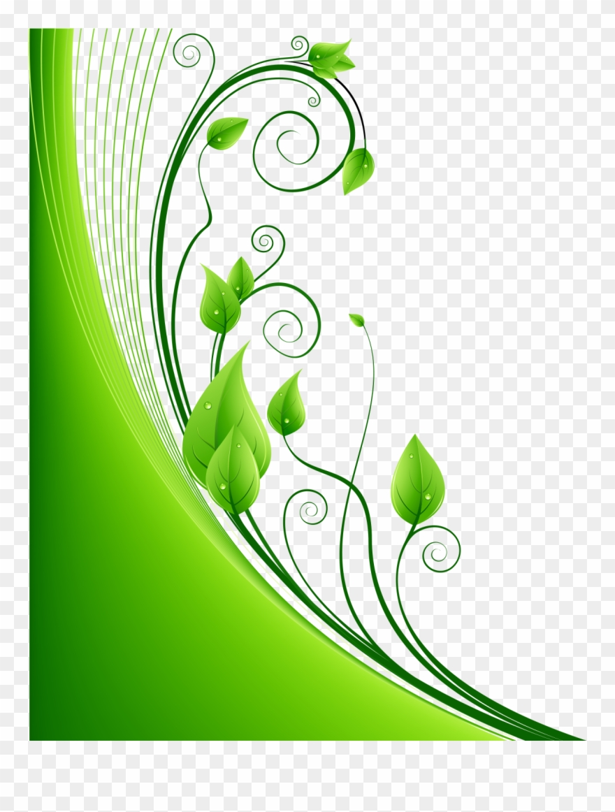 Greenery Vector Floral.