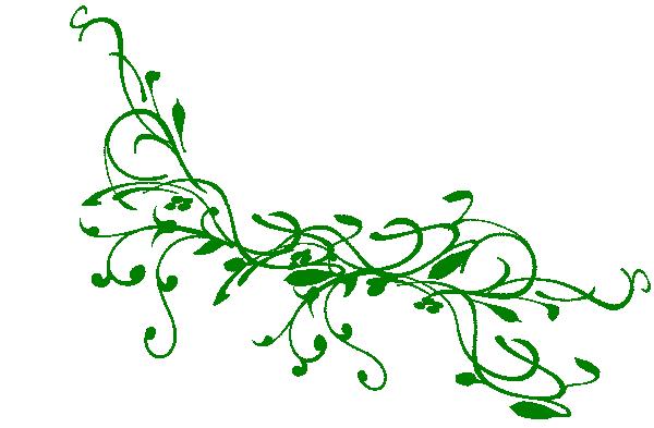 Green Vine Clip Art at Clker.com.