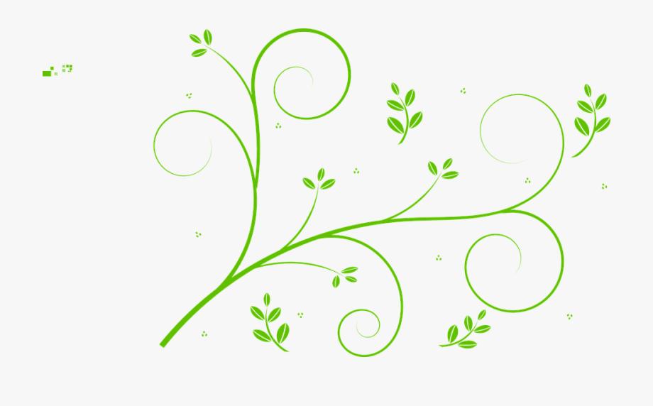 Vines Clipart Flowering Vine.