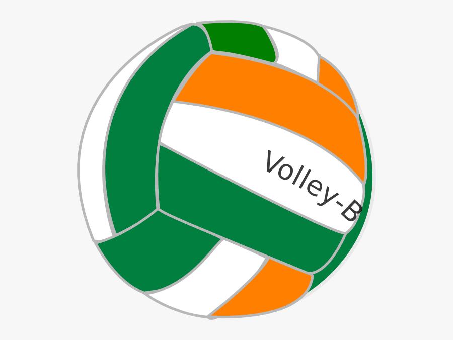 Volley Ball India Clip Art.