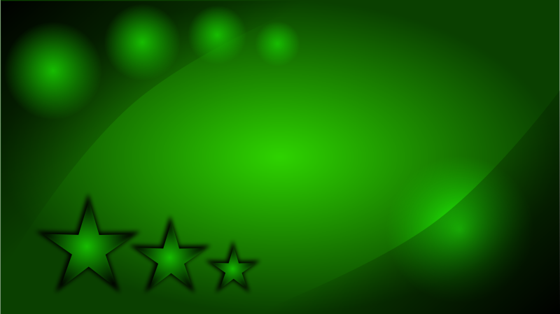 Free Clipart: Green Abstract Wallpaper.