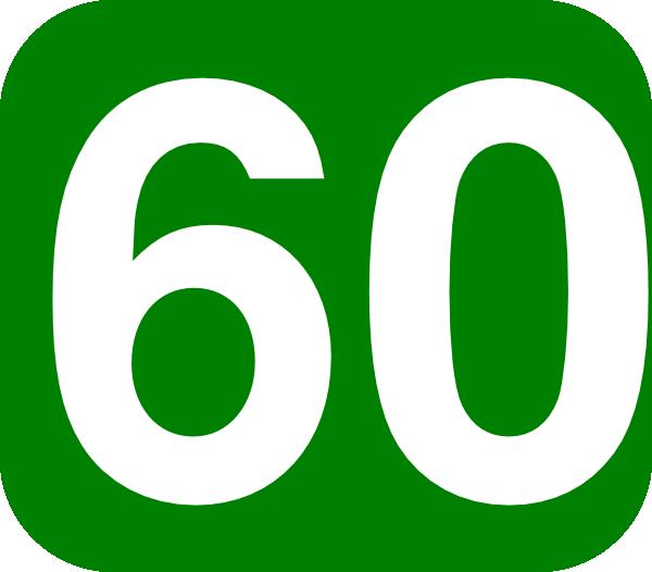 60 Days Green White Clip Art at Clker.com.