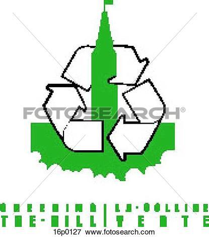Clip Art of Greening The.