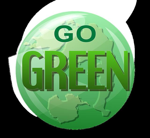 Free illustration: Green, Environmental, House.