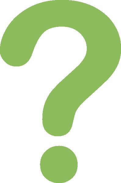 Green Question Mark.