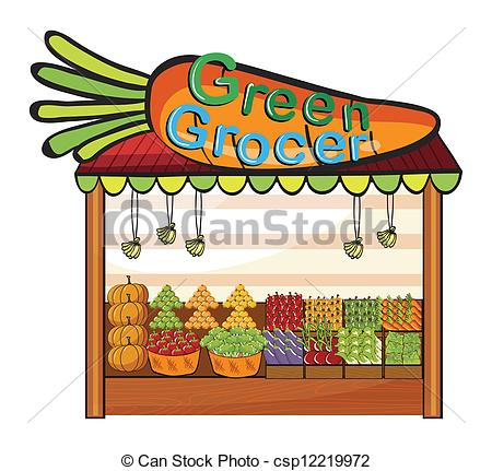 Green grocer Illustrations and Clipart. 95 Green grocer royalty.