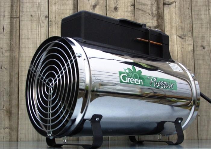 Greenhouse Heaters.