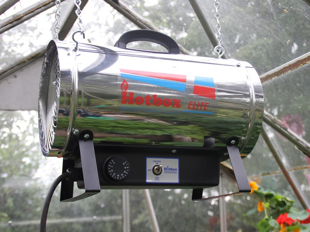Hotbox Elite 2.8Kw Greenhouse Heater.