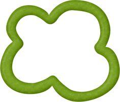 Greenish Clipart.