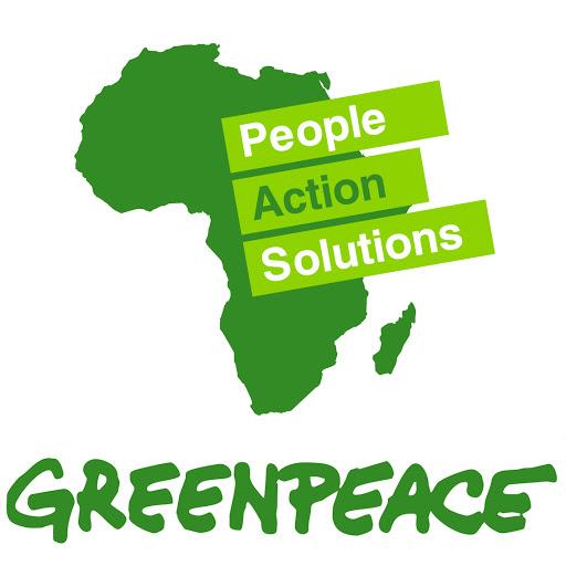 Greenpeace Africa.
