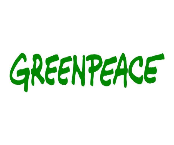 Logo Greenpeace.