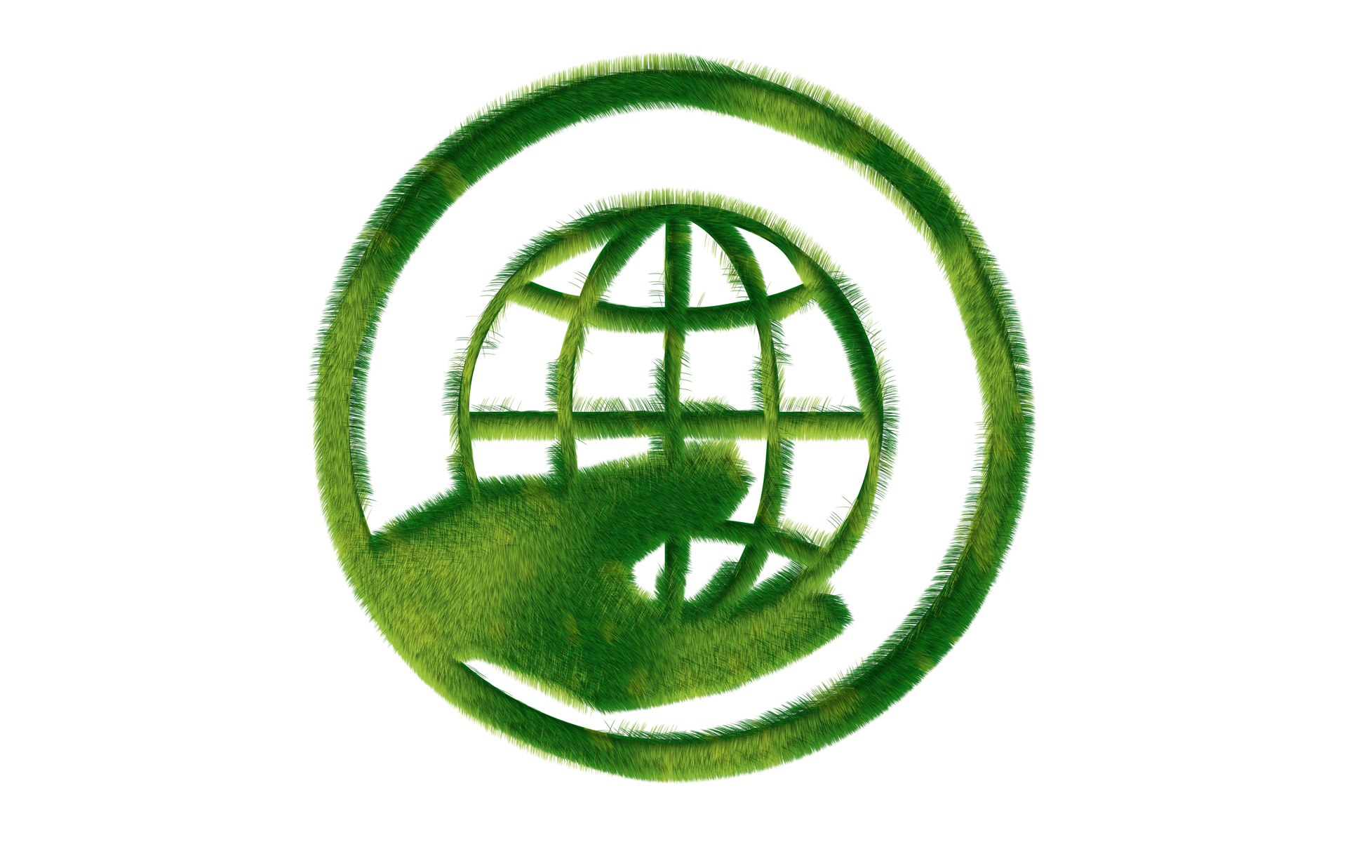 Green Peace Logo.