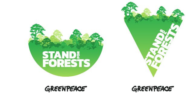 Stand for Forests.
