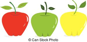 Apples Vector Clip Art EPS Images. 50,054 Apples clipart vector.