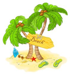 Grab This Free Summer Clipart and Celebrate.