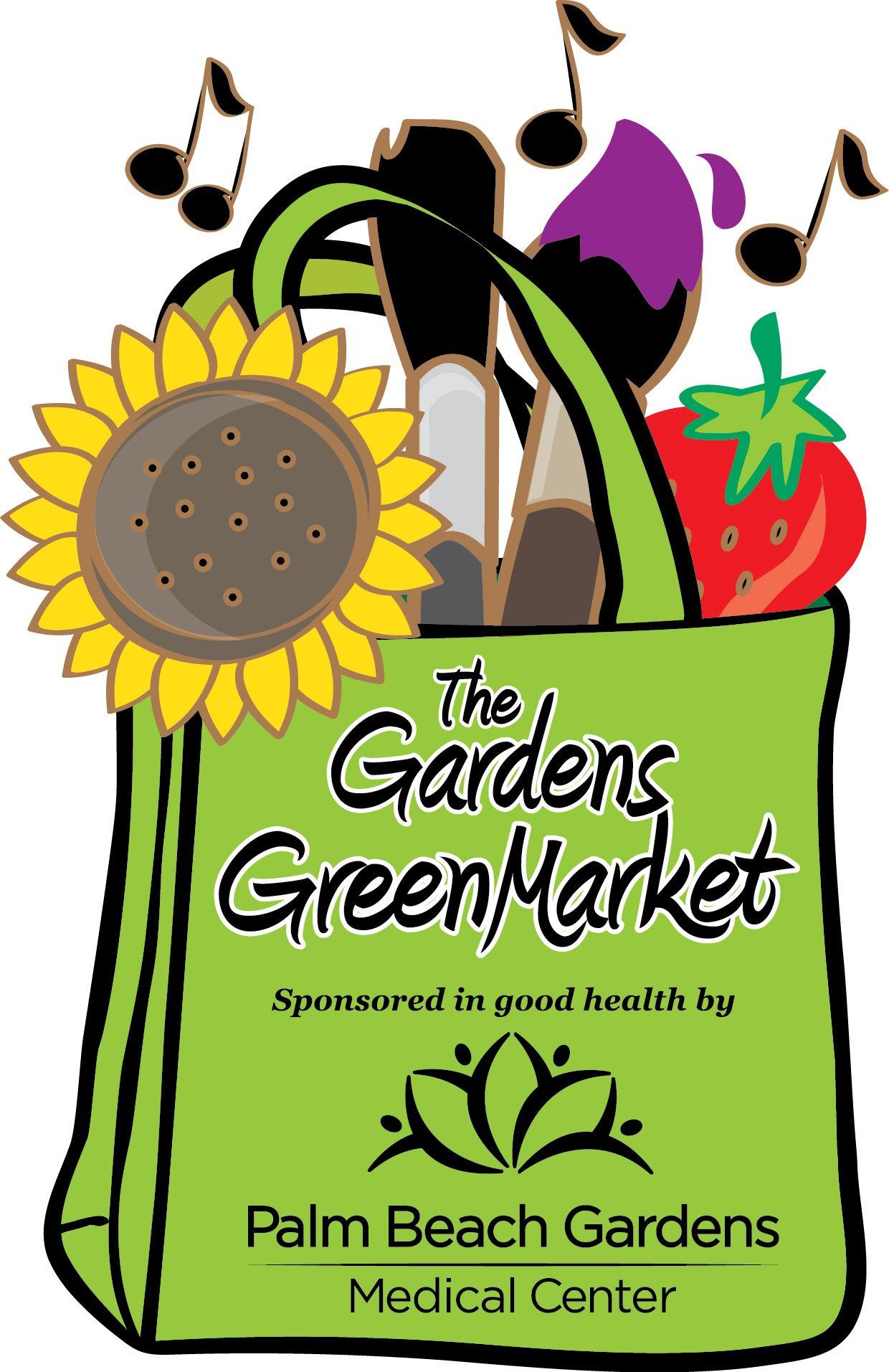 The Gardens GreenMarket.